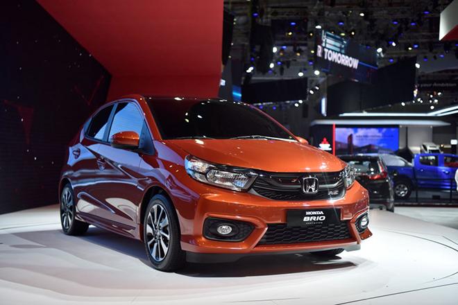 Giá xe Honda Brio lăn bánh tháng 4/2021 - 3