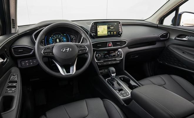 Hyundai Santafe ưu đãi khủng lên tới 60 triệu đồng - 3