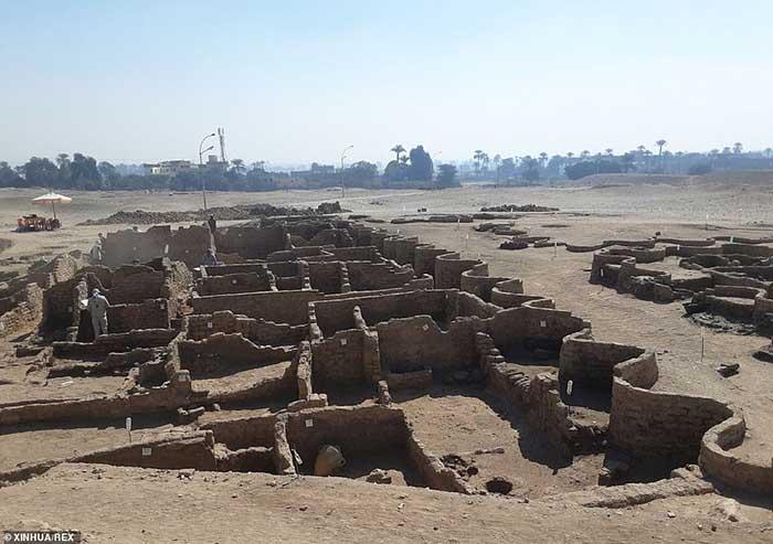 """Những phát hiện mới về """"thành phố vàng bị thất lạc"""" 3500 năm tuổi ở Ấn Độ - hình ảnh 1"""