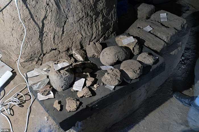 """Những phát hiện mới về """"thành phố vàng bị thất lạc"""" 3500 năm tuổi ở Ấn Độ - hình ảnh 2"""