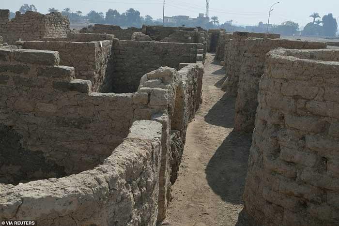 """Những phát hiện mới về """"thành phố vàng bị thất lạc"""" 3500 năm tuổi ở Ấn Độ - hình ảnh 3"""