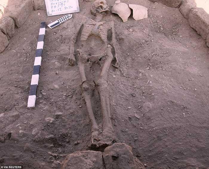 """Những phát hiện mới về """"thành phố vàng bị thất lạc"""" 3500 năm tuổi ở Ấn Độ - hình ảnh 7"""