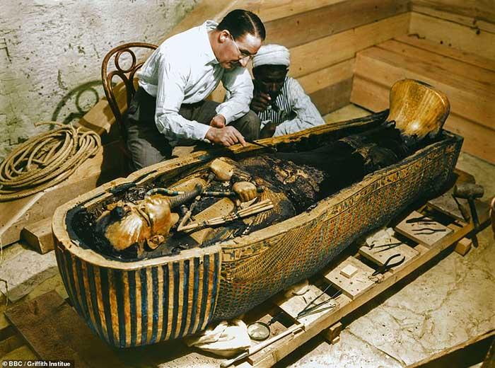 """Những phát hiện mới về """"thành phố vàng bị thất lạc"""" 3500 năm tuổi ở Ấn Độ - hình ảnh 8"""