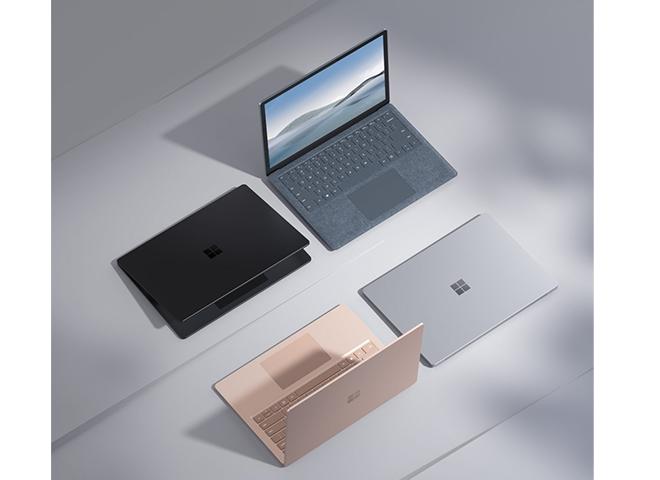 Ra mắt laptop Microsoft Surface 4 với chip cực khỏe, giá từ 23 triệu - 4