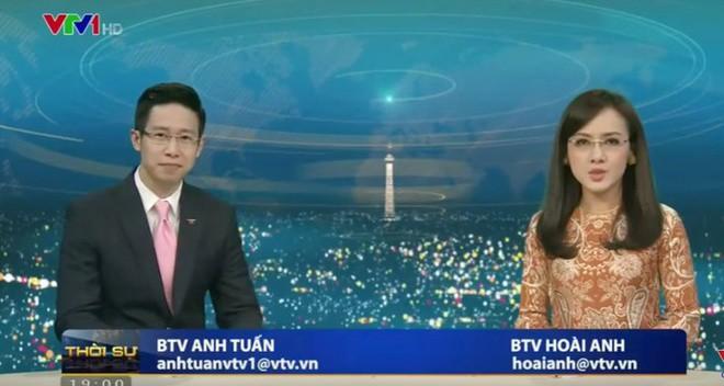 Góc khuất gây ngỡ ngàng của BTV, MC Thời sự VTV sau vẻ hào nhoáng trên sóng truyền hình - 1