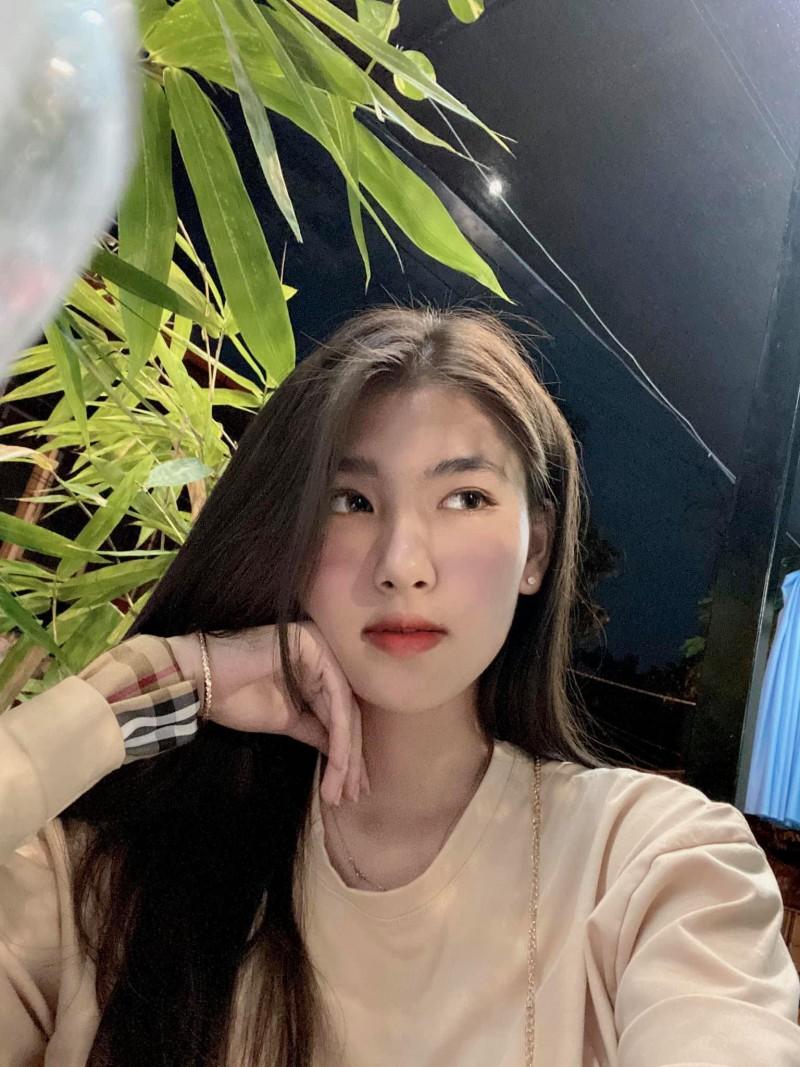 Nữ sinh miền gái đẹp Cần Thơ gây chú ý vì quá xinh tại Hoa hậu Thế giới Việt Nam - hình ảnh 1