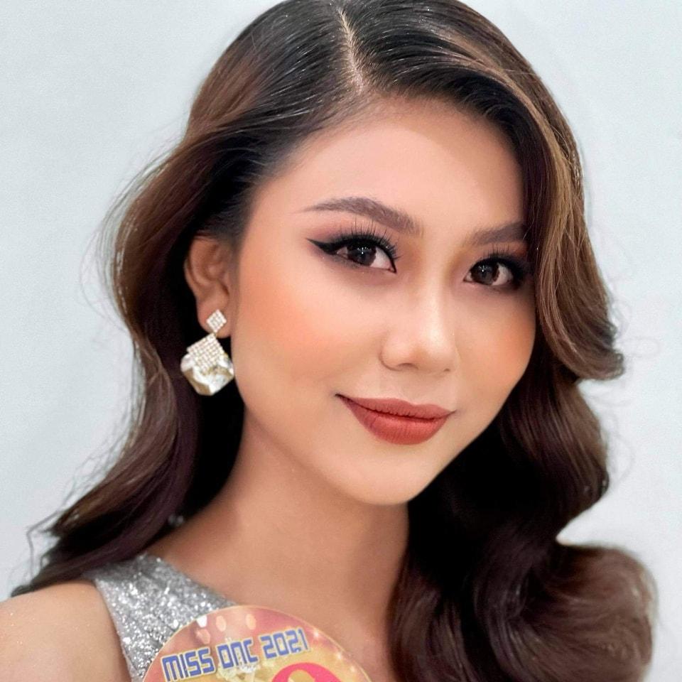 Nữ sinh miền gái đẹp Cần Thơ gây chú ý vì quá xinh tại Hoa hậu Thế giới Việt Nam - hình ảnh 4