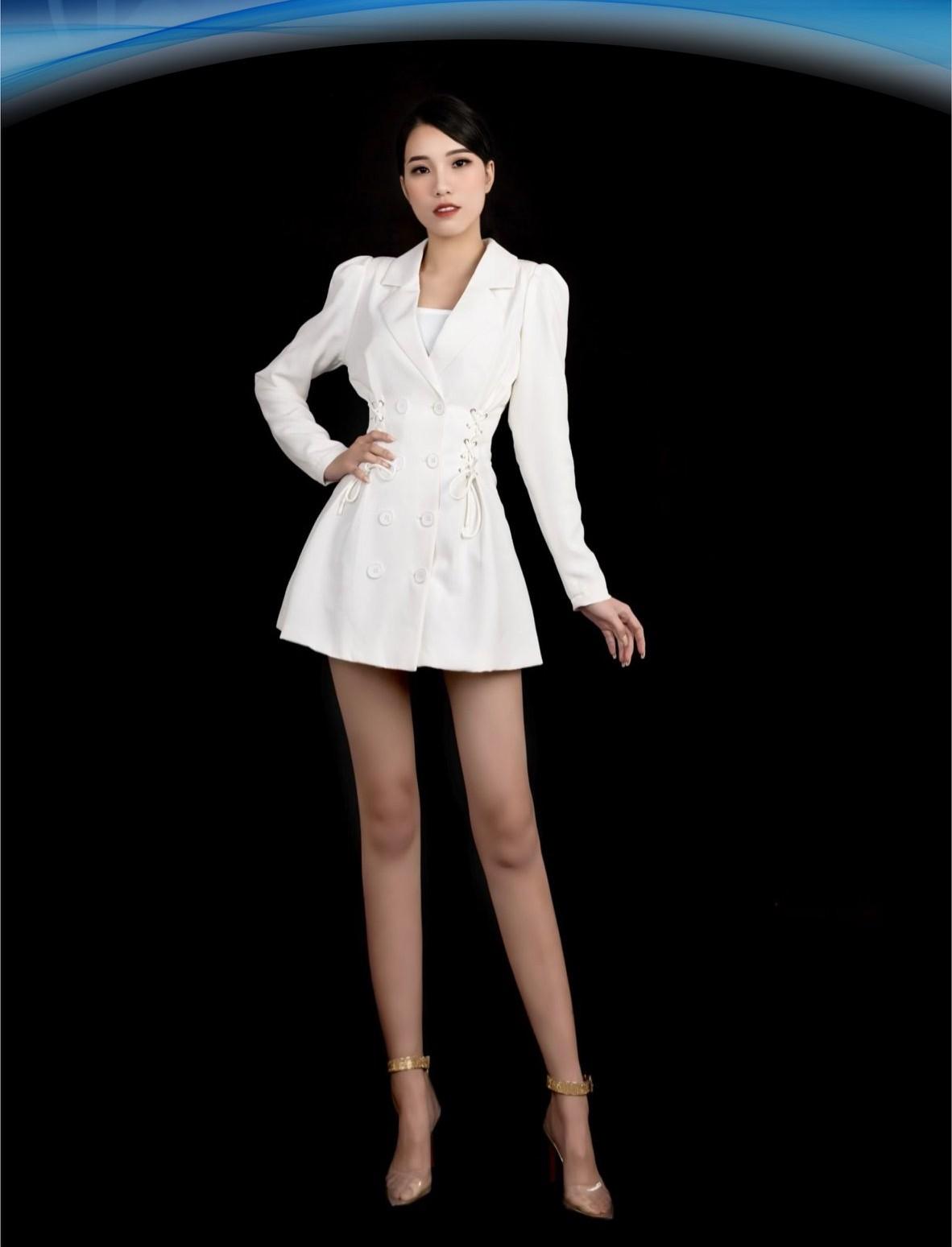 Nữ sinh miền gái đẹp Cần Thơ gây chú ý vì quá xinh tại Hoa hậu Thế giới Việt Nam - hình ảnh 7