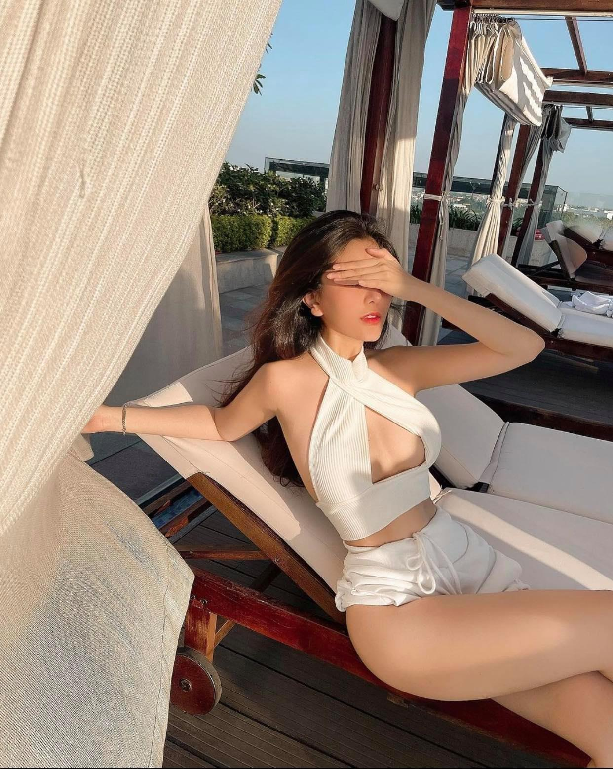 """Nữ sinh hot số 1 Sài thành chỉ cách tăng 5 – 10cm ngực, khẳng định """"không nói điêu"""" - hình ảnh 4"""