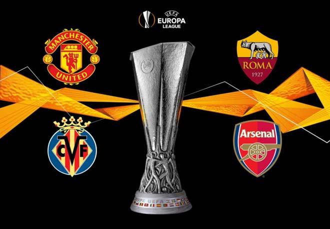 4 anh hào bán kết Europa League: MU - Arsenal mơ tái hiện chung kết toàn Anh - 3