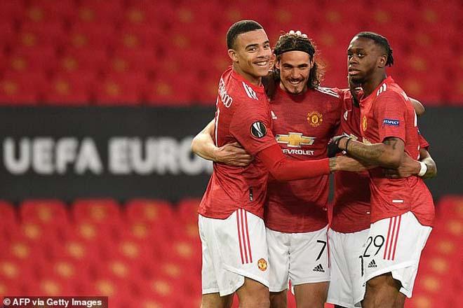4 anh hào bán kết Europa League: MU - Arsenal mơ tái hiện chung kết toàn Anh - 1