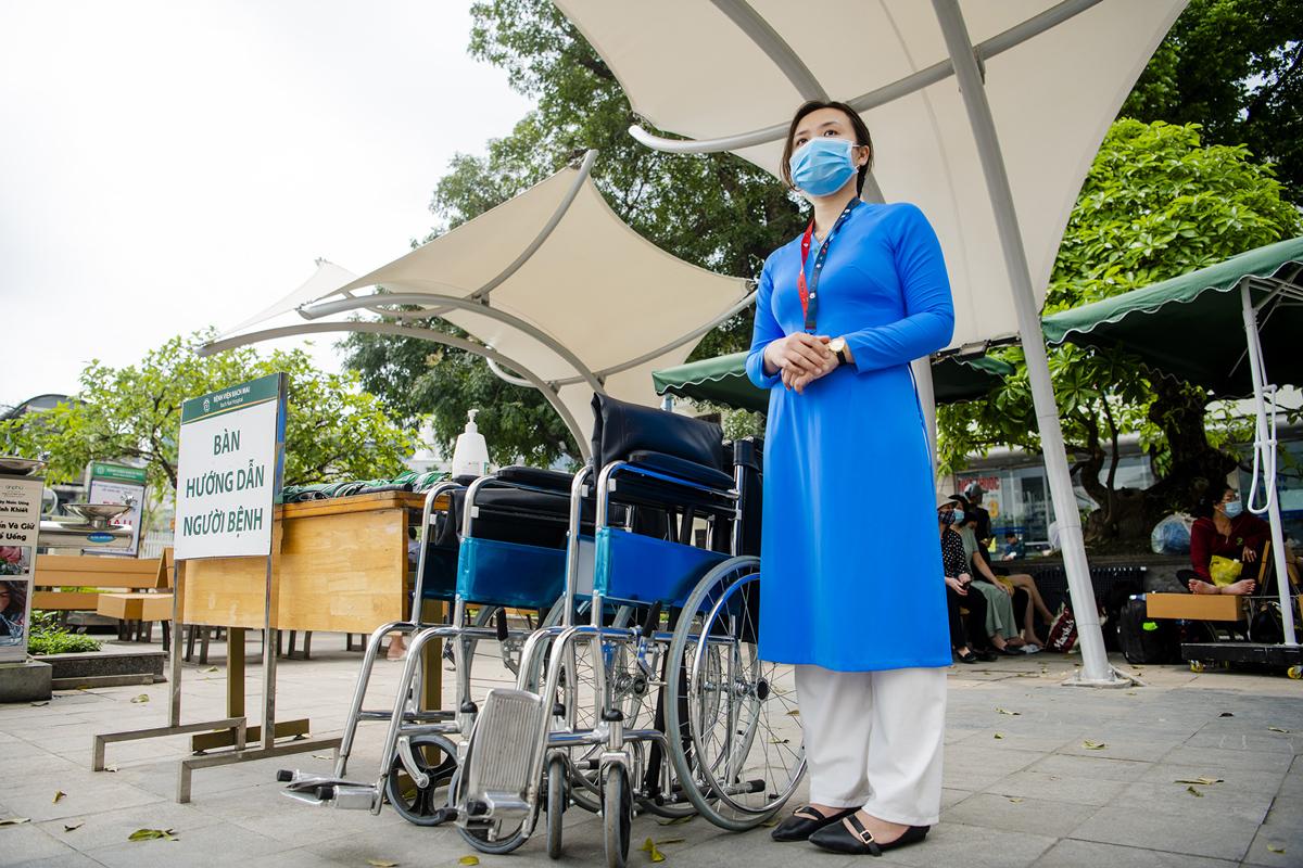 """Bệnh viện Bạch Mai """"thay da đổi thịt"""" thế nào sau hơn 1 năm có Giám đốc mới? - hình ảnh 13"""