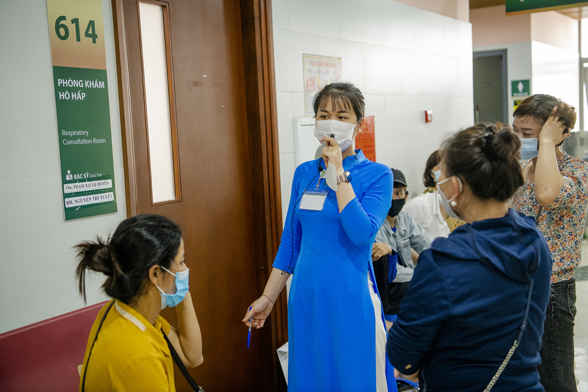 """Bệnh viện Bạch Mai """"thay da đổi thịt"""" thế nào sau hơn 1 năm có Giám đốc mới? - hình ảnh 14"""