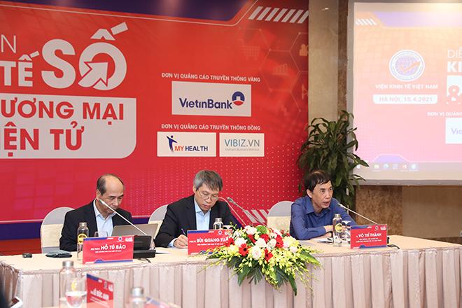 Chuyển đổi số: Con đường mới nâng cao năng lực cạnh tranh cho doanh nghiệp Việt - 1