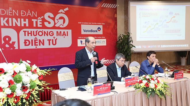 Chuyển đổi số: Con đường mới nâng cao năng lực cạnh tranh cho doanh nghiệp Việt - 2