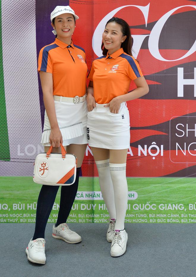 """Hoa hậu Jennifer Phạm cùng dàn chân dài mê chơi golf """"không hẹn mà gặp"""" - hình ảnh 4"""