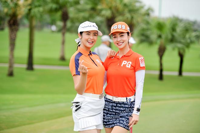 """Hoa hậu Jennifer Phạm cùng dàn chân dài mê chơi golf """"không hẹn mà gặp"""" - hình ảnh 3"""