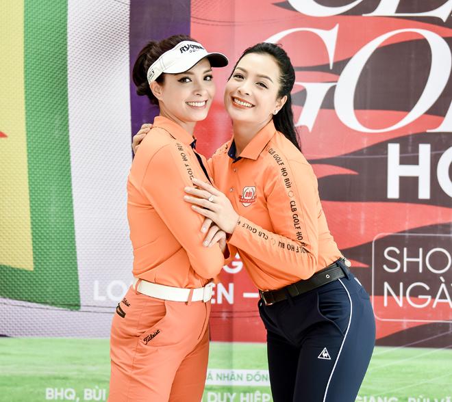"""Hoa hậu Jennifer Phạm cùng dàn chân dài mê chơi golf """"không hẹn mà gặp"""" - hình ảnh 8"""