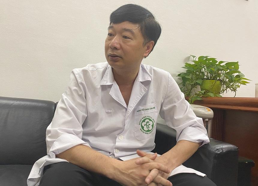 Hơn 200 nhân viên, bác sĩ BV Bạch Mai nghỉ việc: Hoạt động khám chữa bệnh diễn ra thế nào? - hình ảnh 1