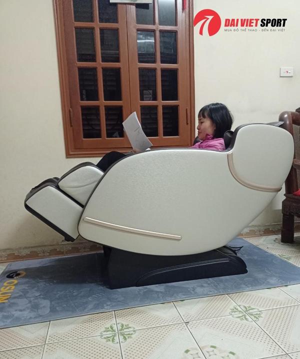 Muôn màu thị trường ghế massage - 1
