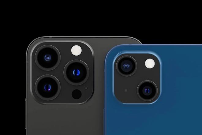 Toàn bộ thiết kế của iPhone 13 và iPhone 13 Pro đã hiện hình - 1
