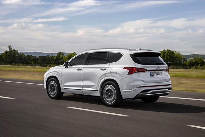Đánh giá nhanh Hyundai SantaFe thế hệ mới, chiếc SUV dễ tiếp cậnkhách hàng Việt - 12
