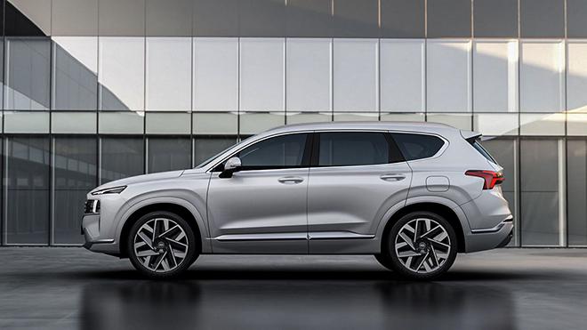 Đánh giá nhanh Hyundai SantaFe thế hệ mới, chiếc SUV dễ tiếp cậnkhách hàng Việt - 6