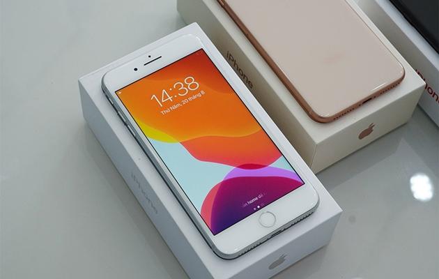 Giá iPhone 8 Plus 64g, 256g mới nhất: Hàng cũ và mới - 5