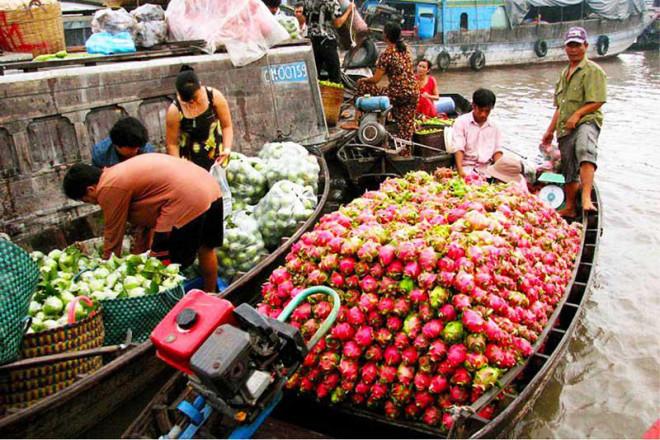 3 khu chợ nổi trứ danh không thể bỏ lỡ khi du lịch miền Tây - 3