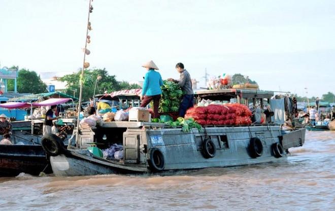 3 khu chợ nổi trứ danh không thể bỏ lỡ khi du lịch miền Tây - 4
