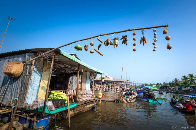 3 khu chợ nổi trứ danh không thể bỏ lỡ khi du lịch miền Tây - 6