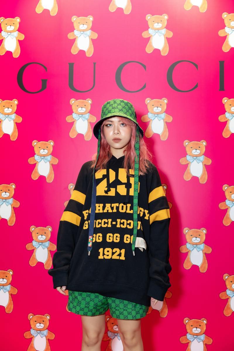 Amee hoá tiểu thư đài các trong sự kiện ra mắt bộ sưu tập mới của Gucci - hình ảnh 6