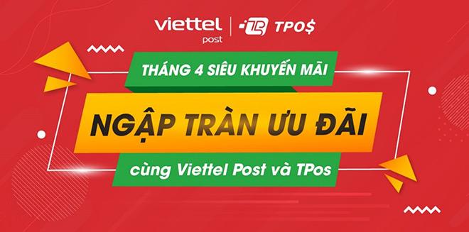 """Viettel Post """"tung"""" 2 triệu voucher giảm phí vận chuyển cho các shop kinh doanh online - 2"""