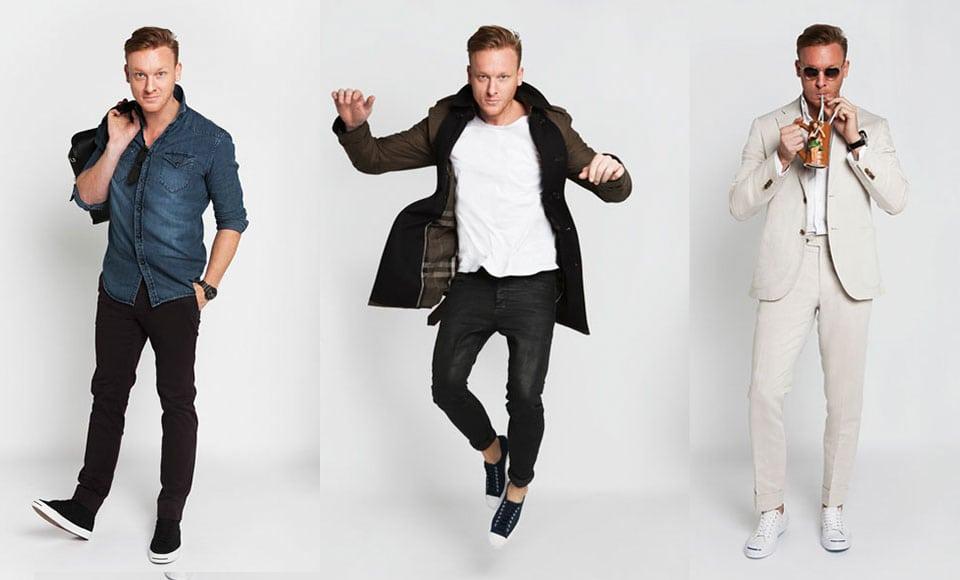 Mách quý ông phân loại và đi giày sneaker đẹp bất chấp hoàn cảnh - hình ảnh 4