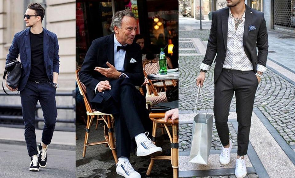 Mách quý ông phân loại và đi giày sneaker đẹp bất chấp hoàn cảnh - hình ảnh 5