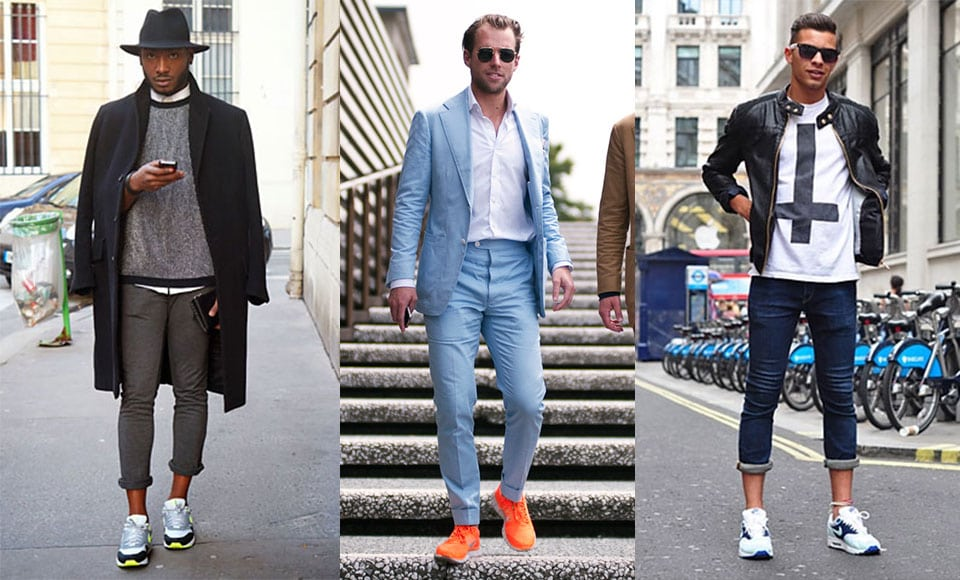 Mách quý ông phân loại và đi giày sneaker đẹp bất chấp hoàn cảnh - hình ảnh 6