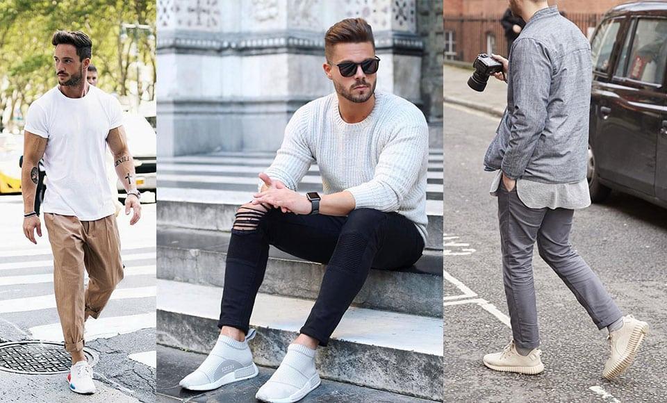 Mách quý ông phân loại và đi giày sneaker đẹp bất chấp hoàn cảnh - hình ảnh 7