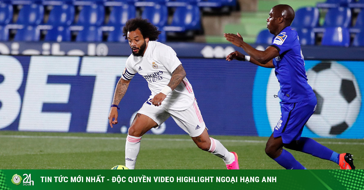 Trực tiếp bóng đá Getafe - Real Madrid: Lực bất tòng tâm (Hết giờ)