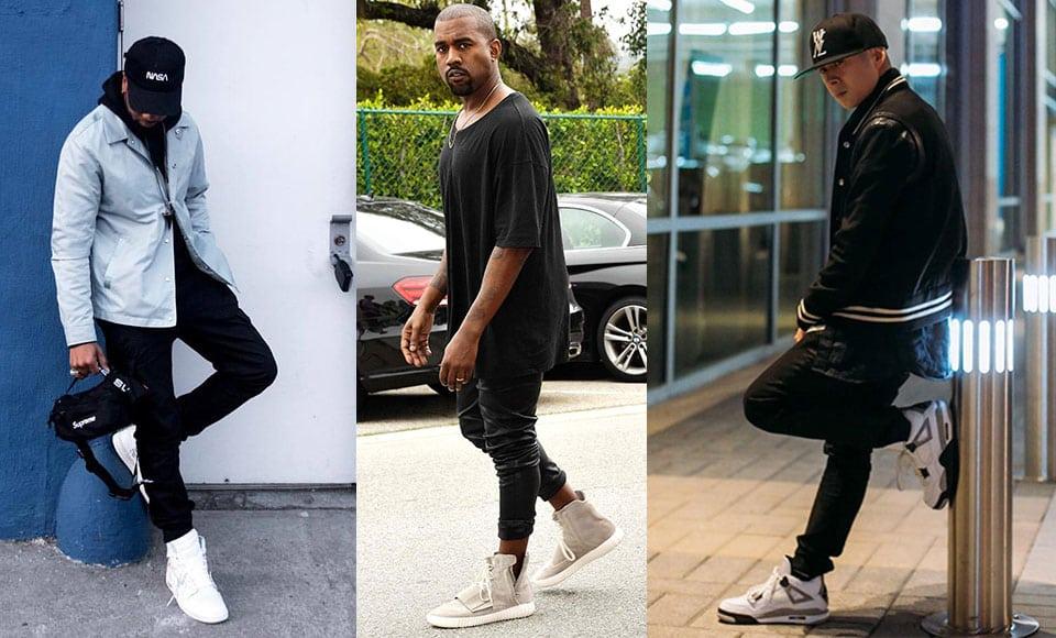Mách quý ông phân loại và đi giày sneaker đẹp bất chấp hoàn cảnh - hình ảnh 8
