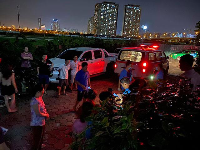 Hà Nội: Rơi từ tầng 24 chung cư, cháu bé 3 tuổi tử vong thương tâm - hình ảnh 3