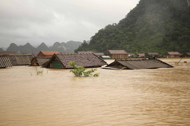 Năm 2021, Việt Nam phải hứng bao nhiêu cơn bão và áp thấp nhiệt đới? - hình ảnh 2