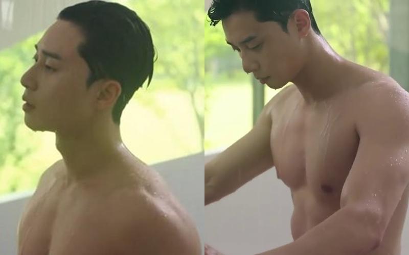Trai đẹp Hàn Quốc khiến Trấn Thành trầm trồ cao 1m85, tập 8 tiếng/ngày để body 6 múi - hình ảnh 3