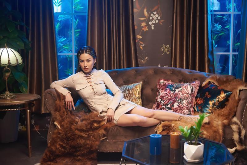 """Bóng hồng đường đua âm nhạc gọi tên """"cô gái top 1 trending Rap Việt"""" - hình ảnh 2"""
