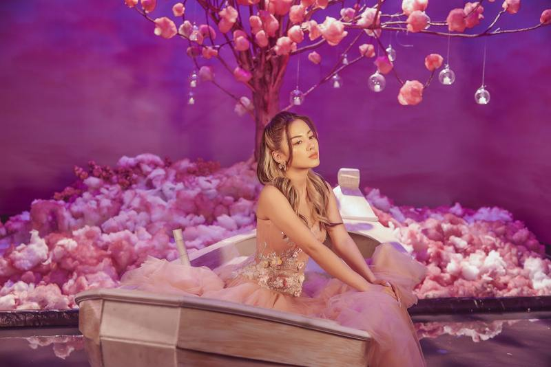 """Bóng hồng đường đua âm nhạc gọi tên """"cô gái top 1 trending Rap Việt"""" - hình ảnh 4"""