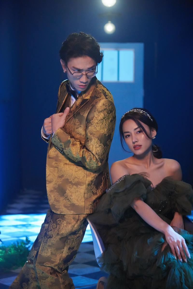 """Bóng hồng đường đua âm nhạc gọi tên """"cô gái top 1 trending Rap Việt"""" - hình ảnh 3"""