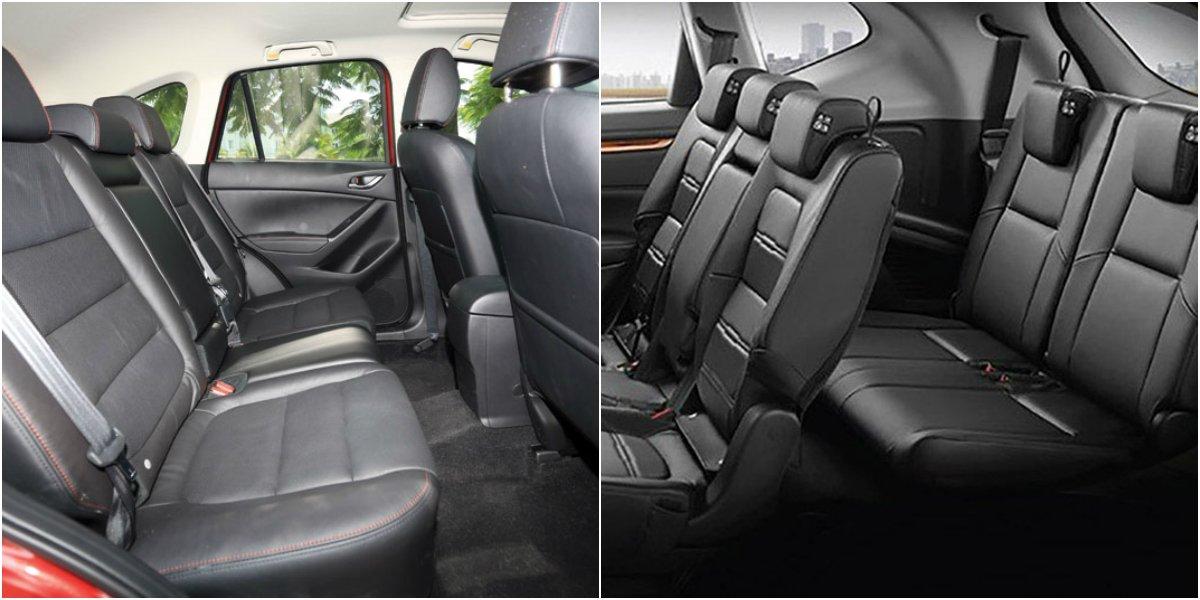 Mazda CX-5 vs Honda CR-V: Tầm giá 1 tỷ đồng bạn thích trẻ trung hay điềm đạm? - 3