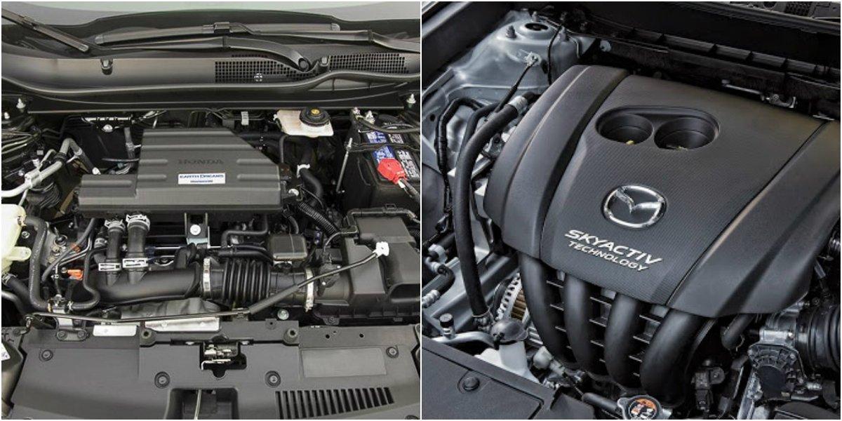 Mazda CX-5 vs Honda CR-V: Tầm giá 1 tỷ đồng bạn thích trẻ trung hay điềm đạm? - 6