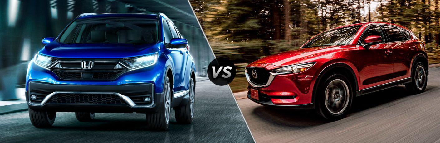 Mazda CX-5 vs Honda CR-V: Tầm giá 1 tỷ đồng bạn thích trẻ trung hay điềm đạm? - 8