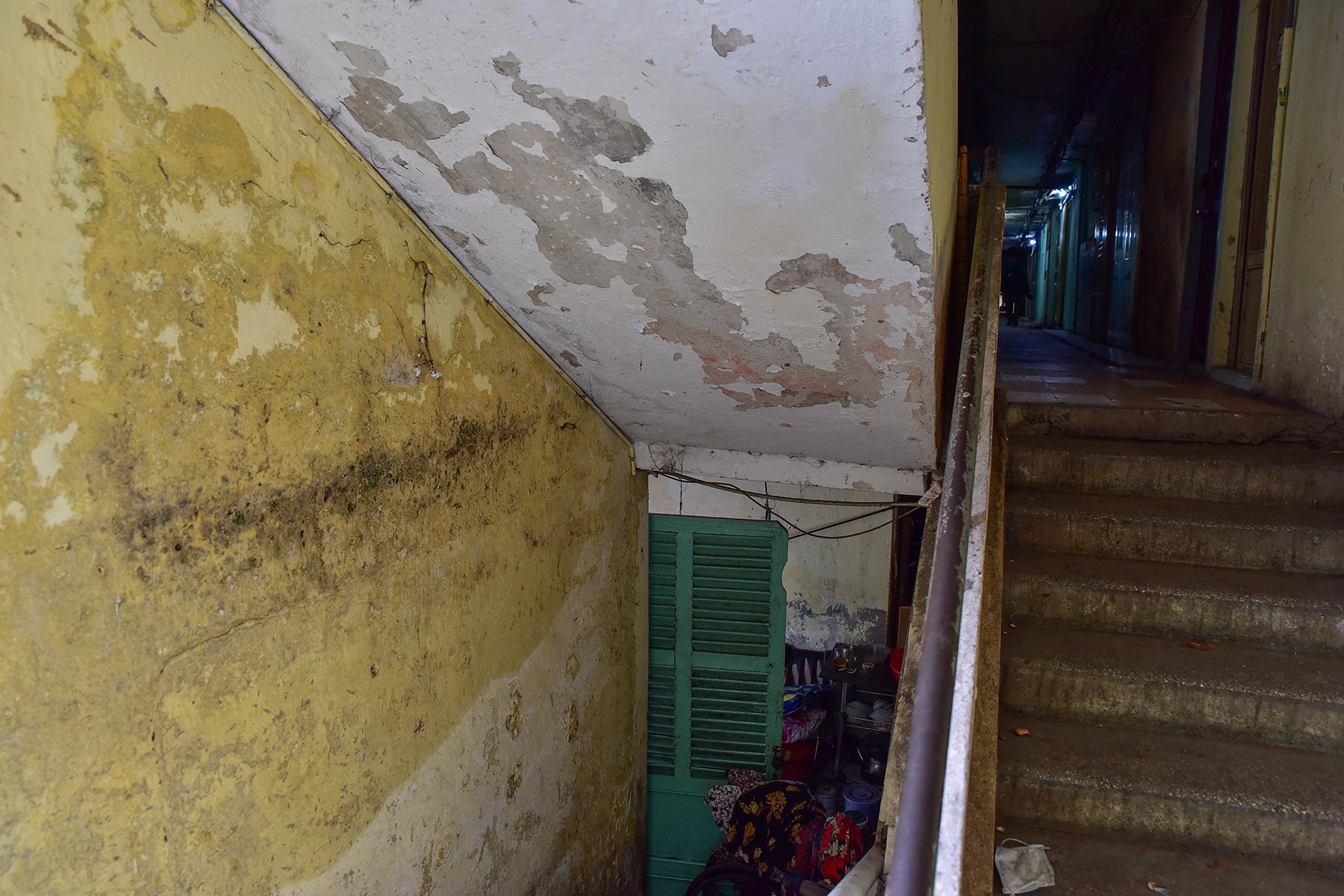 Ảnh: Khu nhà ở từng lớn nhất miền Nam xuống cấp sau gần nửa thế kỷ sử dụng - hình ảnh 13