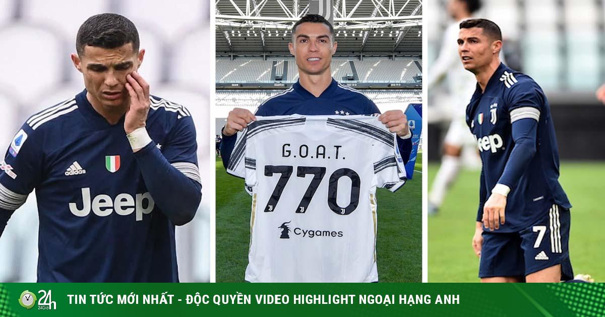 Super League tan rã: Ronaldo nổi giận với Juventus, muốn tính bài chuồn